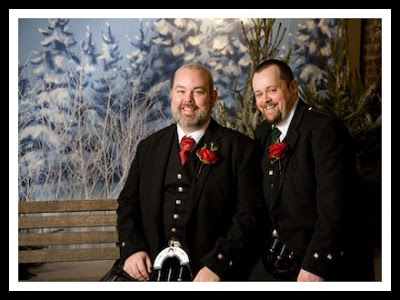 This image shows our civil partnership portraiture at its most formal.