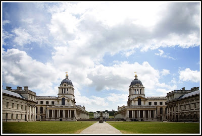 Wedding at Old Royal Naval College