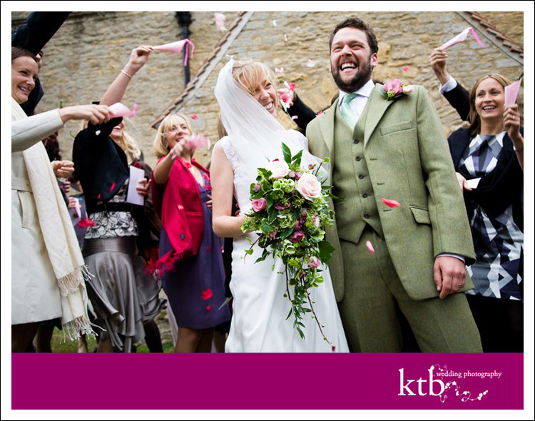 This is an example of our reportage wedding photography.