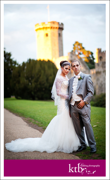 Wedding photography | Warwick Castle