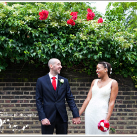London Photographer for Islingotn Wedding